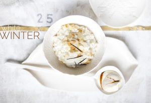 white winter cover