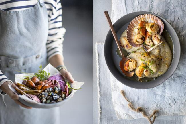 Stefania Giorgi Food Portraits Lifestyle and Interiors photographer | THE SEA INSIDE